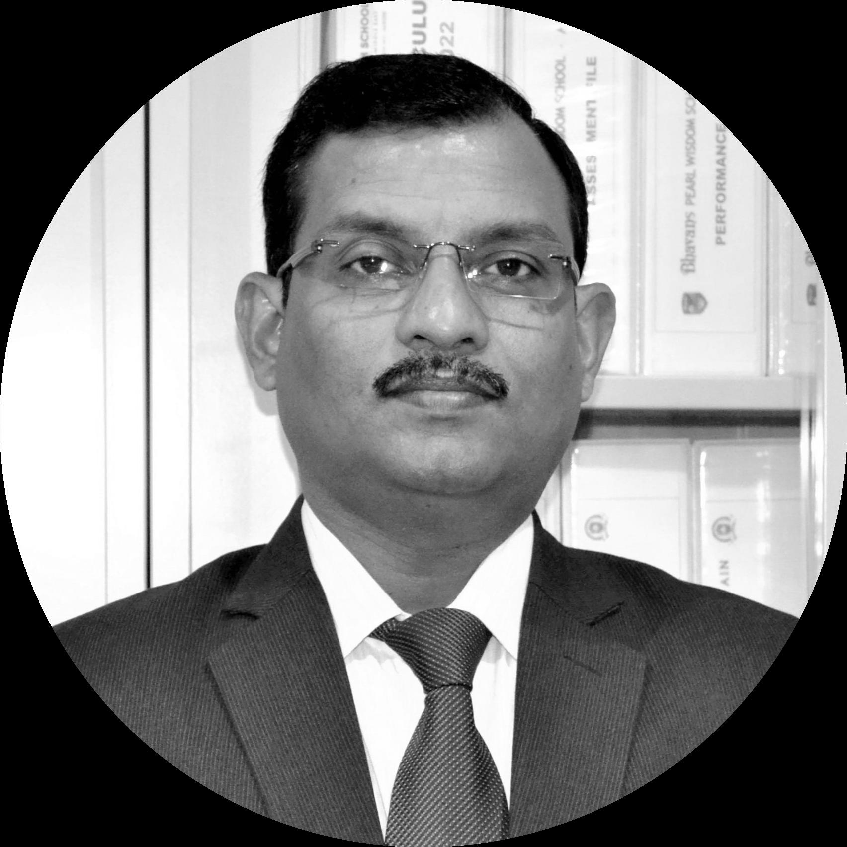 Dr. K T Nandakumar.